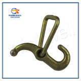Forged Tow T Hook J Hook with D Ring