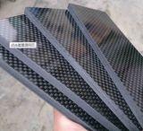 Custom Cheap 3k Carbon Fiber Sheet/Plate/Board 2mm