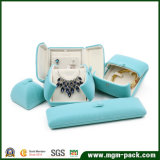 Creative Design Velvet Plastic Jewellery Box