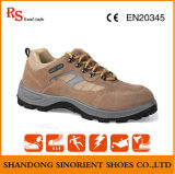 Ladies Safety Shoes with Heel Ce Certificate RS407