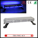 Blue Color LED Magnet & Brackets Mount Emergency Mini Lightbar (TBG-506L-4C4)