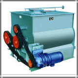 Paddle Type Double Shaft Horizontal Poultry Feed Mixer Machine
