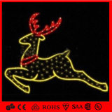Best Selling LED Outdoor Christmas 2D Motif Light Reindeer