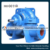 Single Stage Double Suction Split Casing Centrifugal Sewage Pump