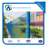 PVC Coated High Quality Wire Mesh Fence /Garden Fence (ADS158)