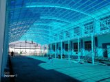 Flat Solid Plastic Polycarbonate Sheet Material Properties Dimensions Structure
