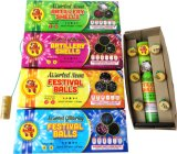 Artillery Shells Fireworks Festival Balls Assortments Fireworks Mixed Effect