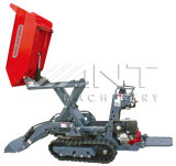 By800 Farming Tractor with Gasoline Engine Tracked Wheel Barrow Mini Tractor with Tracks