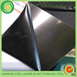 PVD Color Brushed Stainless Steel Sheet Plate for Kitchen Equipment
