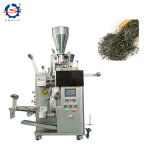 Automatic Sachet Small Tea Bag Packing Packaging Filling Machine with String Price