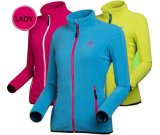Women Full Zipper Polar Fleece Jacket
