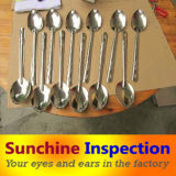Cutlery Inspection Services in Guangdong, Fujian, Zhejiang, Jiangsu, Hubei