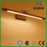 18W 95-265V 3000-6000K LED Hotel Bathroom Mirror Light