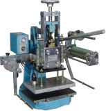 Semi-Auto Hot Stamping Machine for Leather Rubber, Craft, Plastic, Wood, Paper