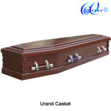 Cheap Good Quality Metal Handle Casket and Coffin