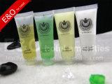 Hotel Amenities Set Cosmetic Shampoo Plastic Hotel Tubes
