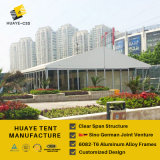 High Peaked Marquee Tent Event for Real Estate (hy055g)