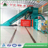 Full Automatic Horizontal Hydraulic Baler for Pet Plastic Film/Bottle Baling Press Machine