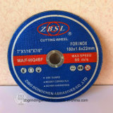 Abrasive Cutting Disc for Inox-180X1.6X22.2