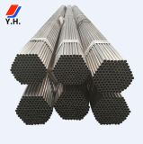 Round Steel Pipe or Inox Steel Tube Made in China