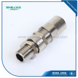 IP68 Protection EMC Type Metal Cable Gland