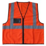 Work Wear Reflective Safety Vest
