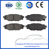 Subaru Forester Low Noise Ceramics Painted Plastic Rear Brake Pad D1114