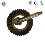 Tower Crane Steel Parts Bevel Gear