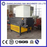 Single Shaft Plastic Crusher for Hard Plastic and Rubber and Cable