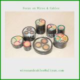 Hot Sale PVC / XLPE Insulated Armored Wire Cable, Underground Cable
