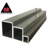 Gi Square Pipe Ms Square Tube Price List/Shs Steel Pipe for Building Materials