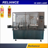 Full Automatic Liquid Detergent Filling and Capping Machine
