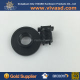 CNC Machining Parts Aluminium Nut Ring Camera Components
