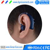 Hearing Aid Amplifier Hearing Device Bte Behind The Ear for Adults Elderly Hearing Loss Enhancer