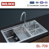 Stainless Steel Sink (BL-709L/R)