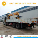 Hot Selling Construction Machine Lifting Equipment Pickup Mobile 8 Ton Truck Crane