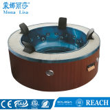 Acrylic Whirlpool Massage Round Big SPA Tub (M-3329)