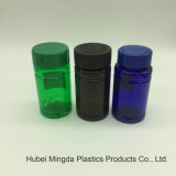 New Arrival Pet Plastic Container with Golden Cap / Seal Induction