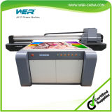 High Speed Large Size 4feet LED UV Flatbed Glass Printer