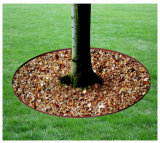 Customized Landscaping Green/Brown Color Garden Tree Rings