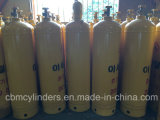 Customerized C2h2 Acetylene Cylinders 40L