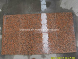 Maple Red Chinese Granite Tile