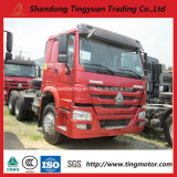 Sinotruk HOWO Tractor Truck Low Price for Sale