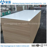 1220*2440mm Furniture 100% Poplar 18mm Melamine MDF