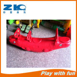 2015 Children Favorite Cheap Plastic Spring Rider Toys with High Quality Playground Equipment Spring Riders