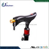 Factory Production Smart Crutch Built in 1 AA Dry Battery Smart Cane 360deg Rotation and Colorful LED Lamp Antiskid Bases