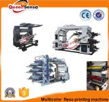 Flexo Printing Machine Tshirt Bag Nylon Aluminum Foil Printing Label