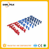 40PCS Dent Removal Repair Tool Paintless Kits Glue Puller Sets Tabs Pdr Tools Super Pdr Glue Tabs