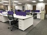 Fashion Simple Office Workstation Design Desk Cubicle Work Table Cluster Workstations