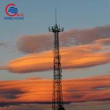 Galvanized Telecommunication Telecom Steel Tower